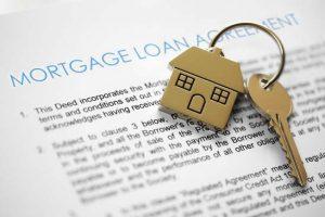 Mortgage & House Key