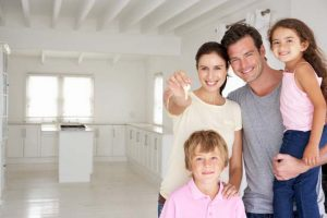 New Family Home Owners